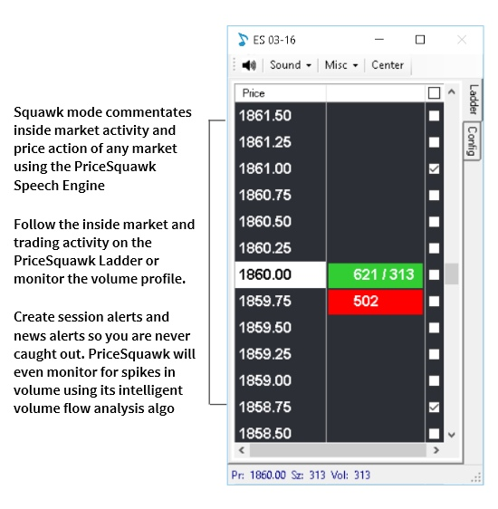 PriceSquawk Screenshot