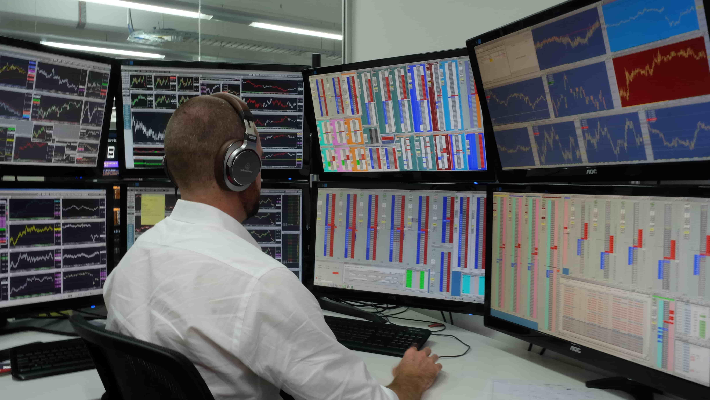 Prop trader preparation